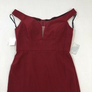 Dessy Collection Vivian Diamond Women's Gown 16